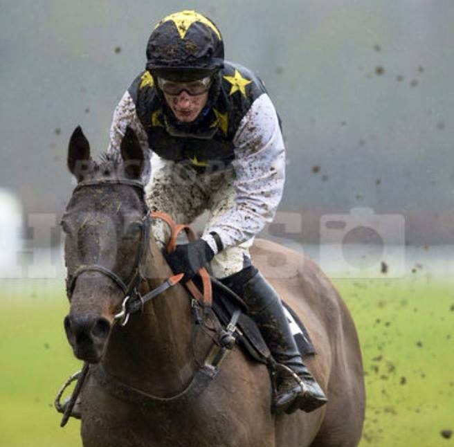 Gilly Winning At Lingfield